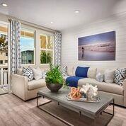 Plan 2 Goleta Model Living Room