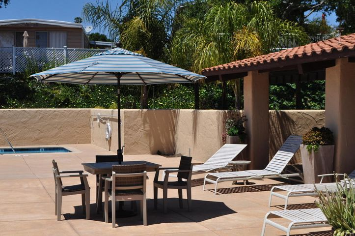 RSB Clubhouse Patio