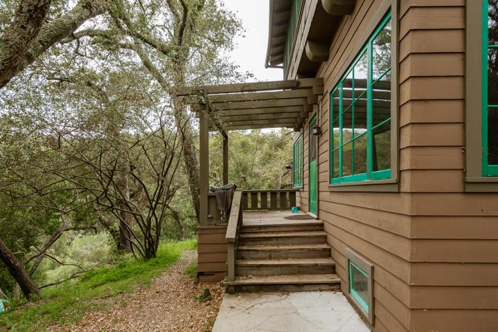 Main House - Front Porch