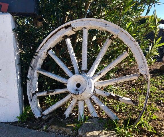 Original Wagon Wheel