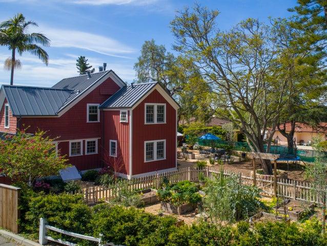 Farmhouse and Gardens