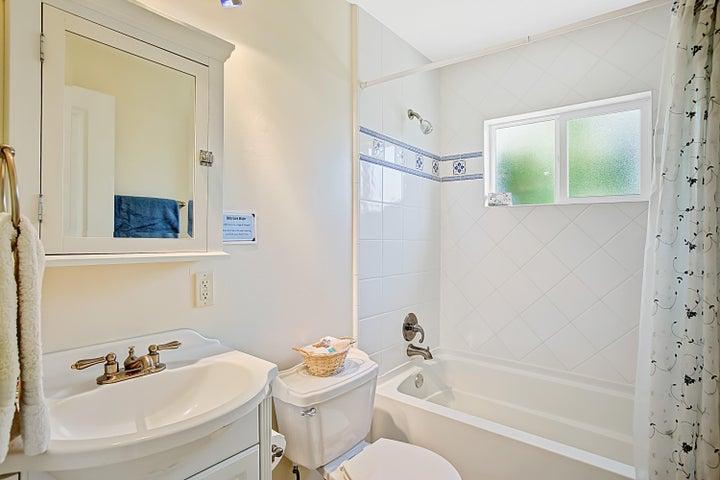 3rd Full Bath - downstairs