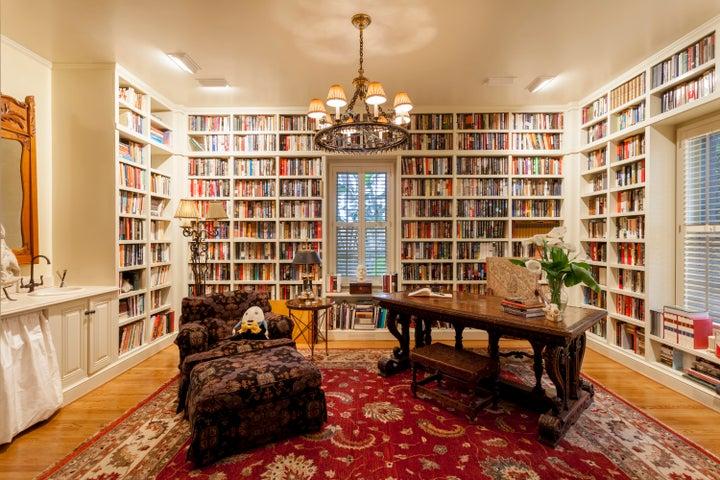 652 Park Lane, Montecito - library
