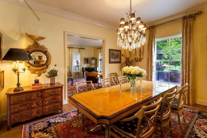 652 Park Lane, Montecito - dine