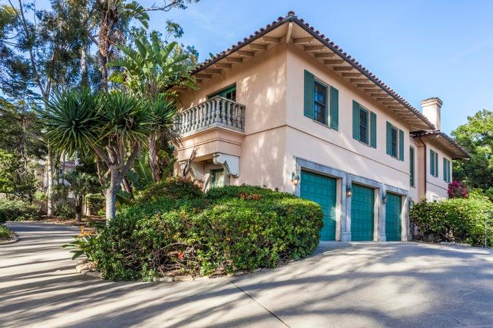 652 Park Lane, Montecito - garages