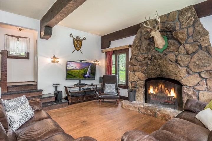 Man House-Living Room