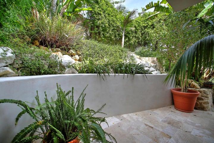Private Master Bath Patio