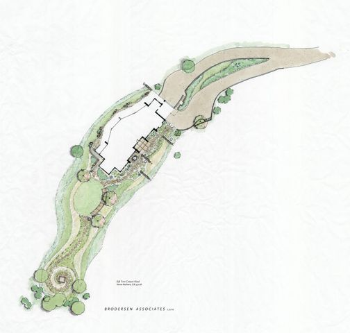 838 Toro Landscape Plan