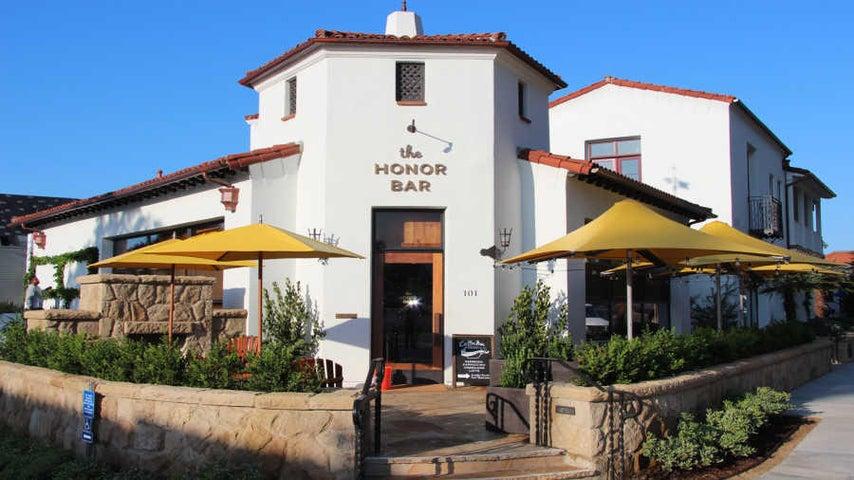 The Honor Bar