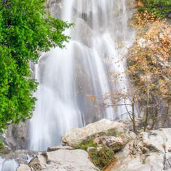 Tangerine Falls
