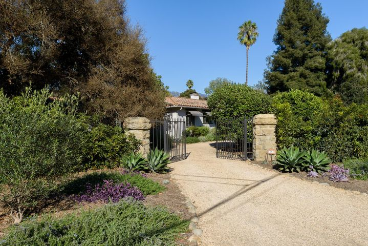 1. Front Gates Wide