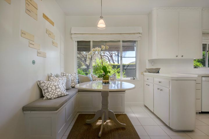 7. Dining Area off Kitchen