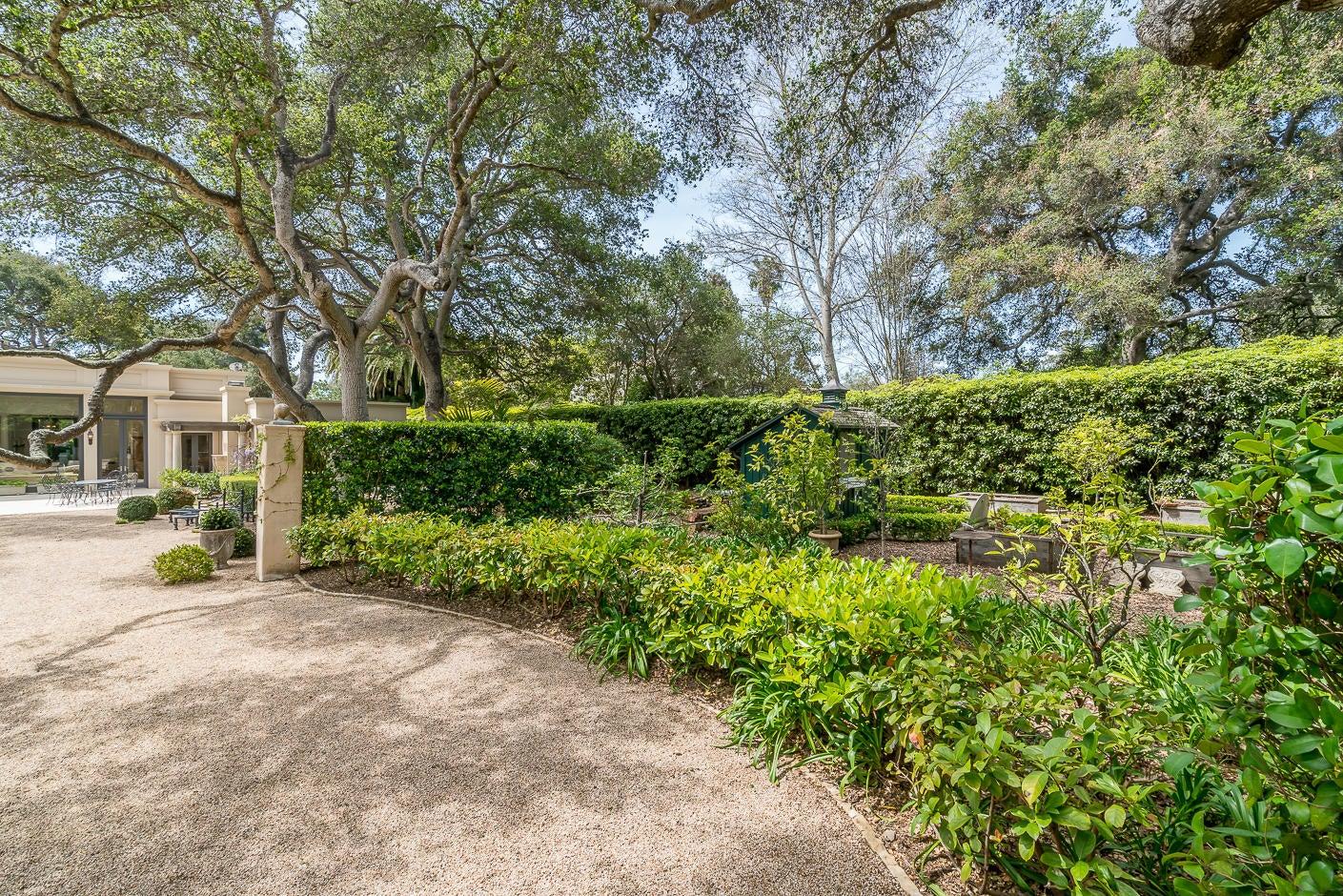 6 San Leandro garden view