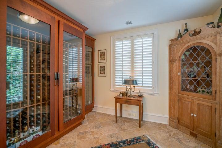 29 San Leandro wine room or bedroom 4