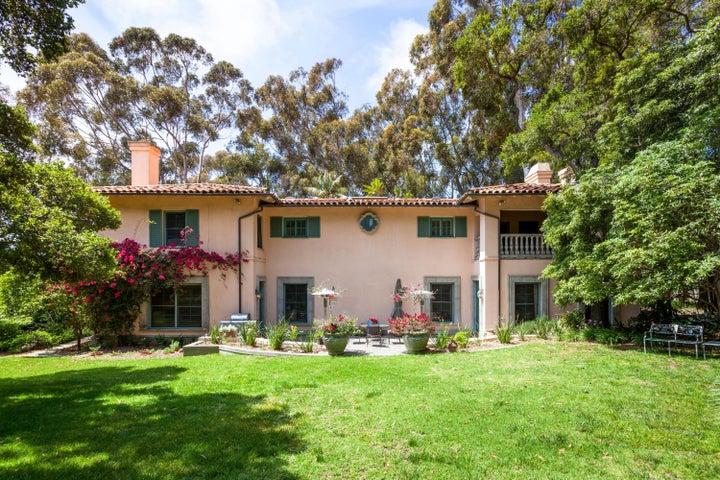 652 Park Lane, Montecito - back