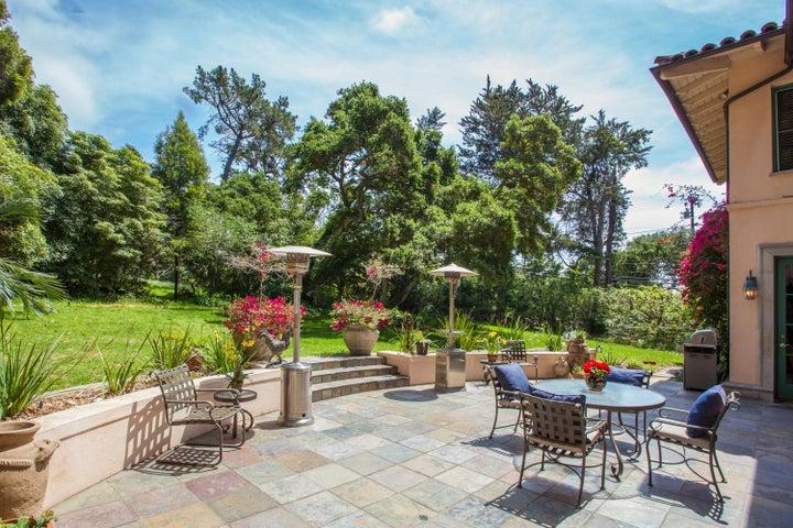 652 Park Lane, Montecito - patio
