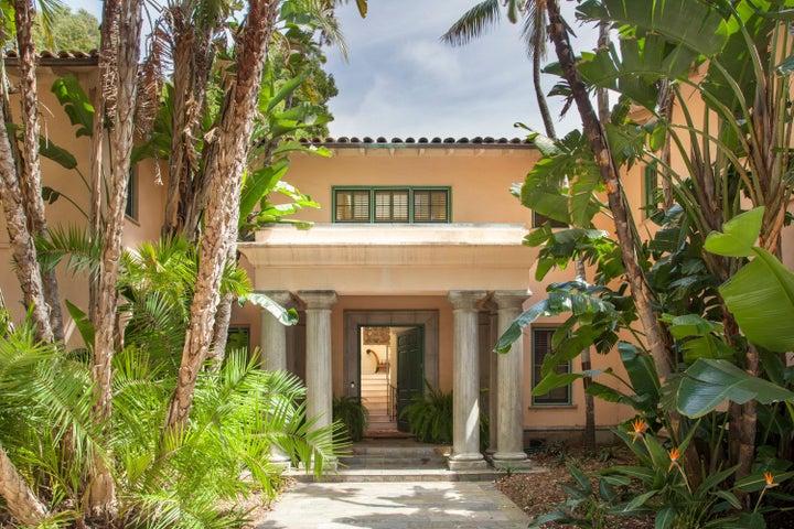652 Park Lane, Montecito --entry