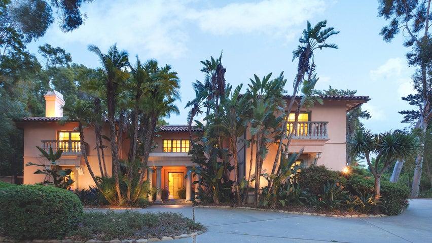 652 Park Lane, Montecito - entry