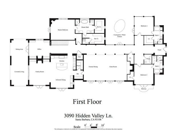 Floorplan - 1st Floor