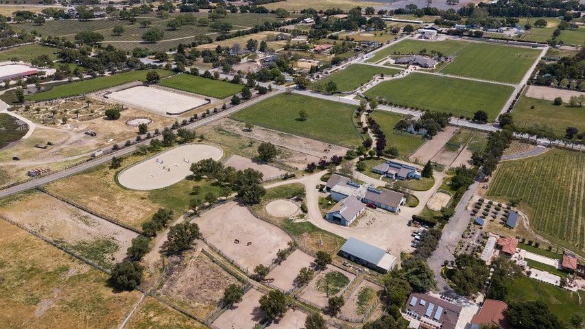 Refugio Aerial