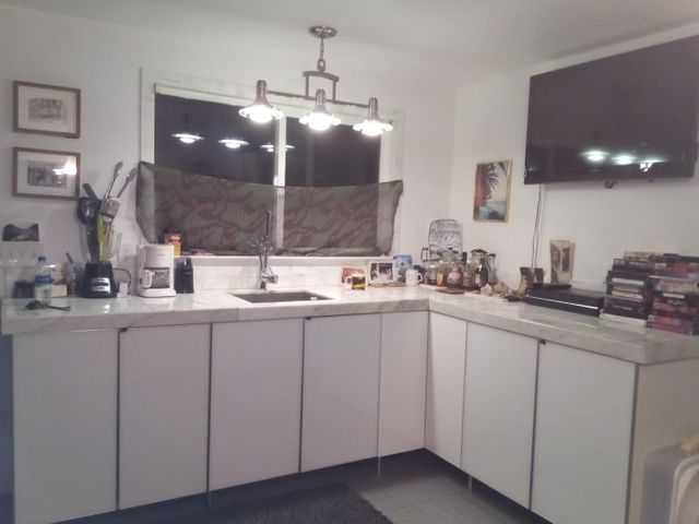 kitchen-night time