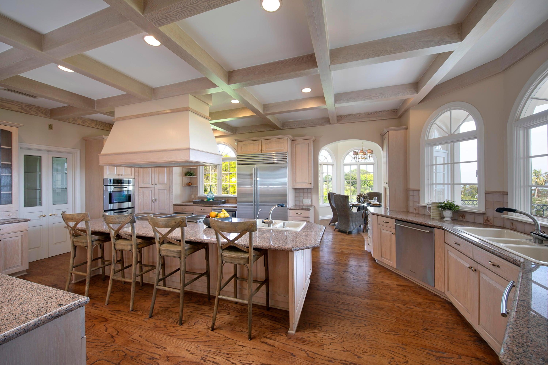 Kitchen w/Ocean Views