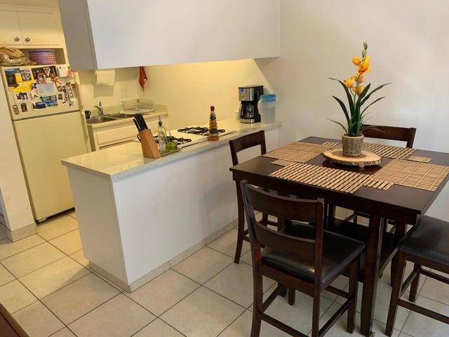 Kitchen-dining (unit C)