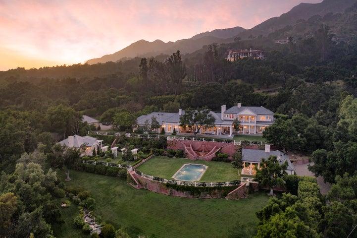 Magical Setting in Montecito