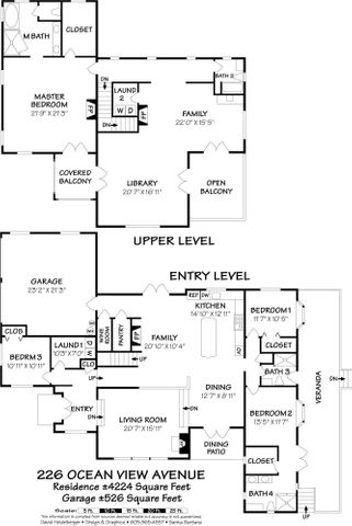 226 Ocean View Ave Floor Plan