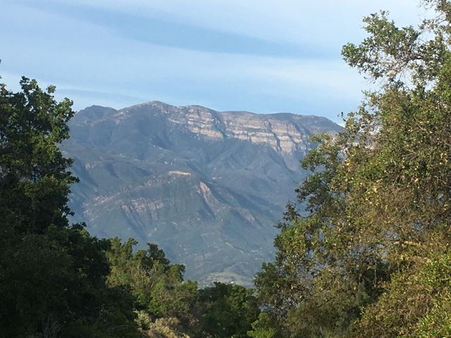 10 View of Topa Topa Mountains