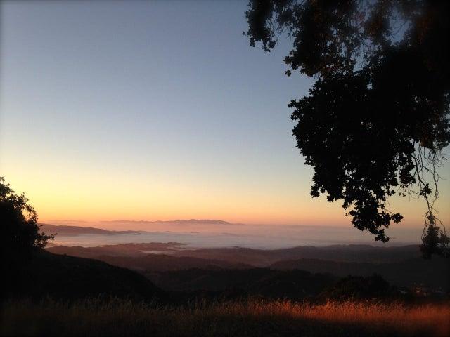 17 Sunrise view towards Malibu