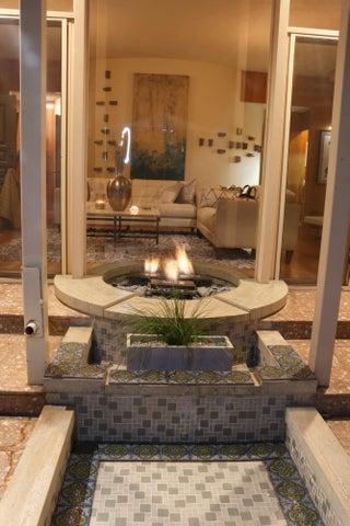 1st Floor Living Room Furnished - Glass,