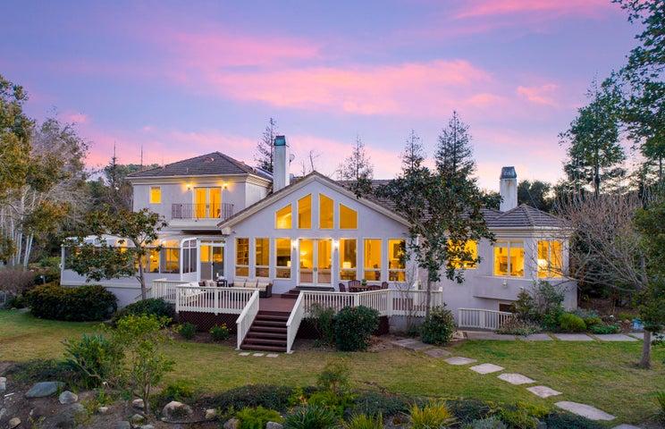 Modern Montecito Farmhouse