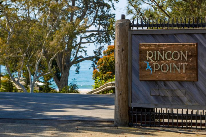 Rincon Point Gate