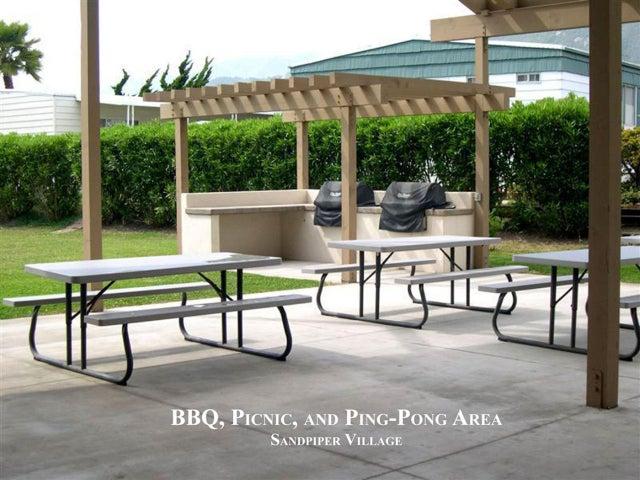 Park BBQ Area