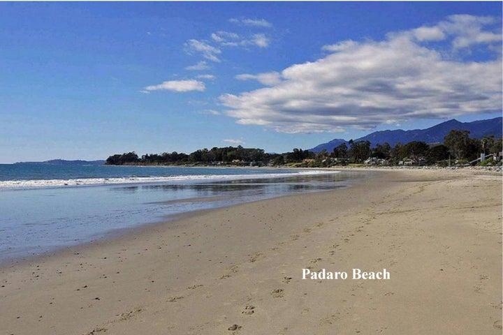 Nearby Padaro Beach
