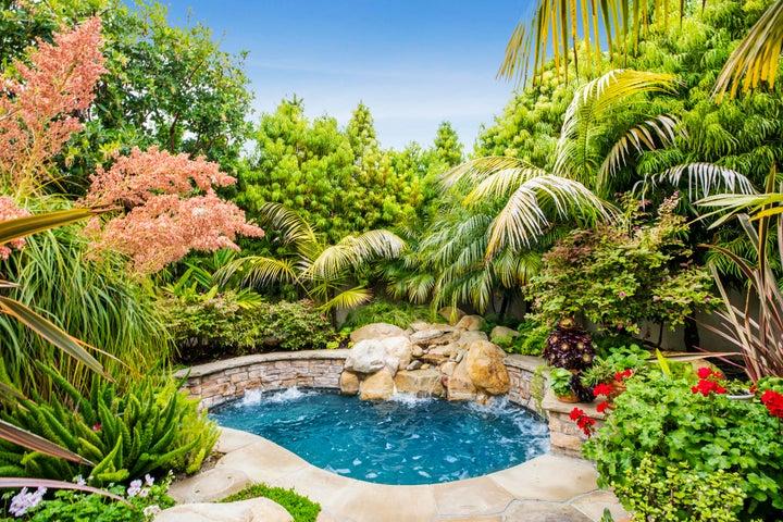 Incredible spa