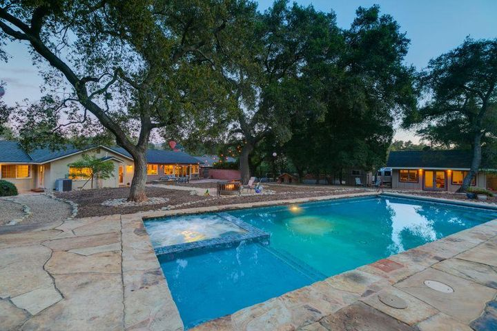 802 El Toro Road Ojai Home for Sale Twil