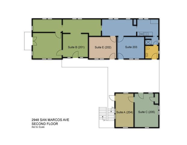 7-Floor-Plan-2nd-Floor-2948-San-Marcos-A
