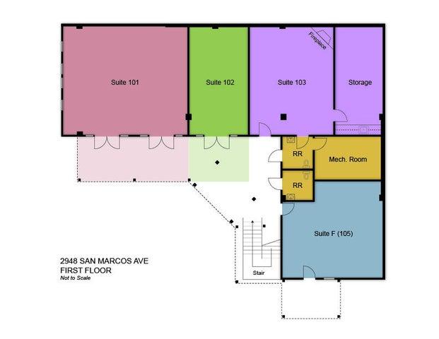 6-Floor-Plan-1st-Floor-2948-San-Marcos-A