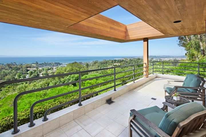 Private Master suite terrace