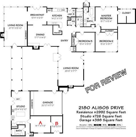 2180 Alisos Drive