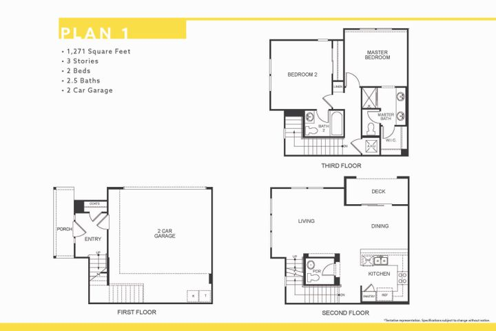 Plan 1 Floor Plan