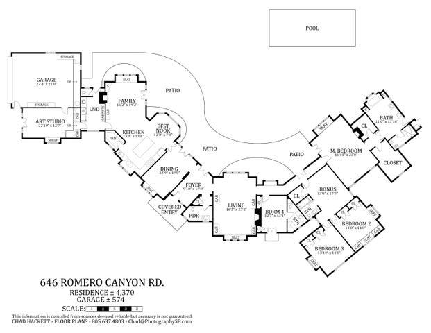 646 Romero Canyon FP