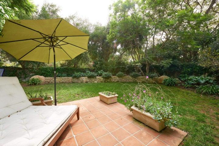 Master Patio Garden