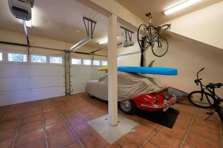 Two Car Garage + Storage