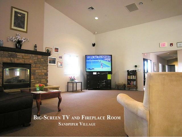 Sandpiper TV Room