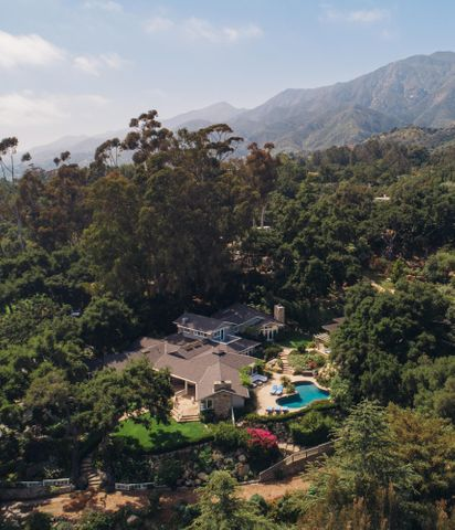 Montecito Foothills