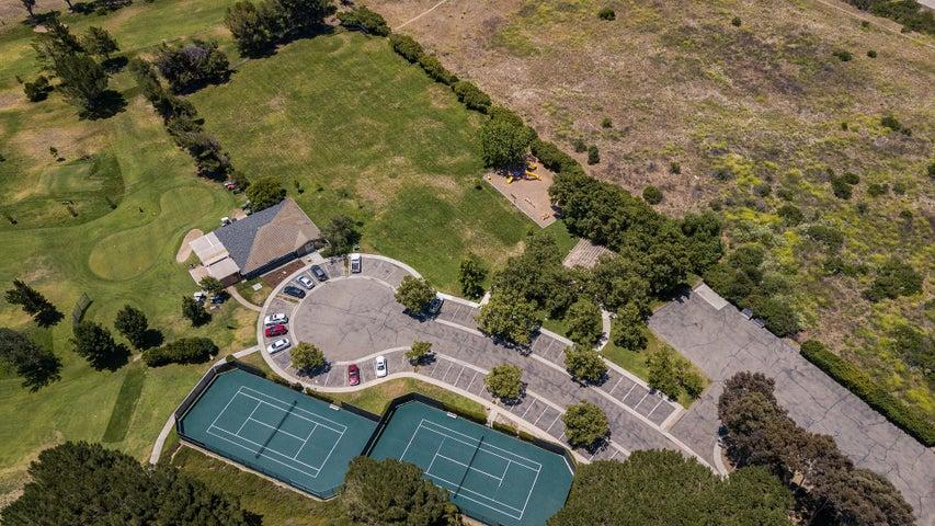 Rancho De Maria Park, Tennis, Clubhouse