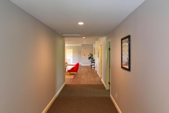 23. Second floor hallway